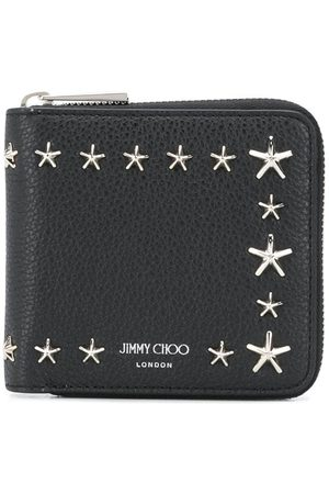 Jimmy Choo Laurence star stud wallet
