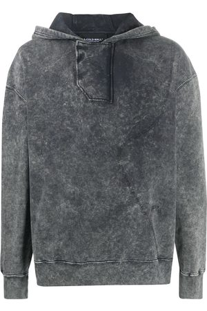 A-cold-wall* Acid-wash cotton hoodie
