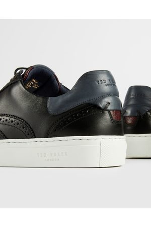 Ted Baker Leather Brogue Trainers