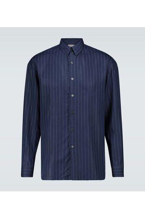 Éditions M.R Pantheon striped shirt