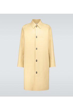Bottega Veneta Long raincoat