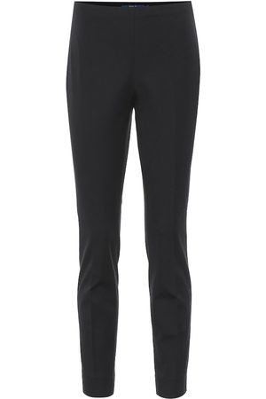 Polo Ralph Lauren Wool-blend skinny pants