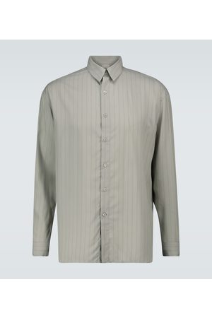 EDITIONS M.R Pantheon striped shirt