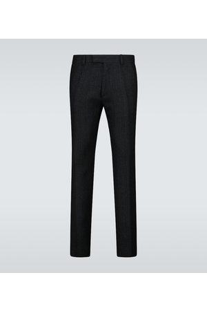 AMIRI Bouclé regular-fit trackpants