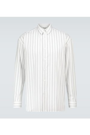 EDITIONS M.R Montaigne striped shirt