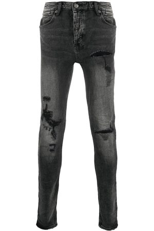 KSUBI Men Skinny - Van Winkle mid-rise skinny jeans - Grey