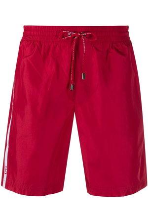 Dolce & Gabbana Drawstring-waist swim shorts