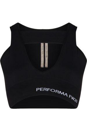 Rick Owens Sling cutout bra