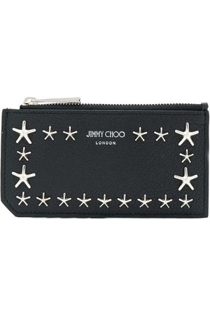 Jimmy Choo Star studded cardholder