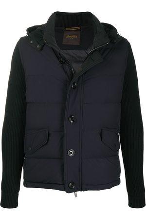Moorer Padded contrast jacket