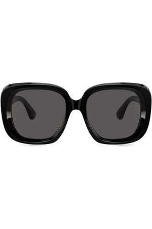 Oliver Peoples Nella oversize-frame sunglasses