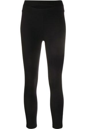 NO KA' OI Cropped mid-rise performance leggings