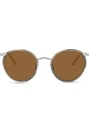 Oliver Peoples Casson round-frame sunglasses