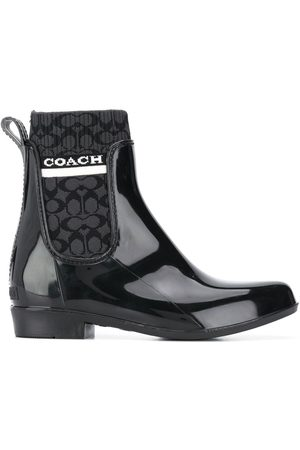 Coach Women Ankle Boots - Rivington pull-on ankle boots