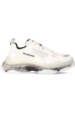 "Balenciaga ""triple S Clear Sole"" Sneakers"