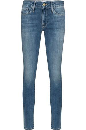 Frame Le Low skinny-fit jeans