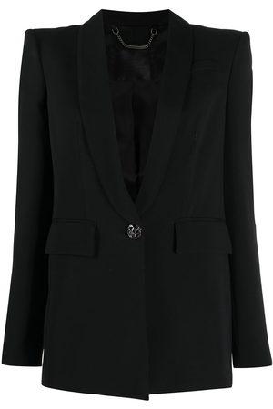 Philipp Plein One-button blazer