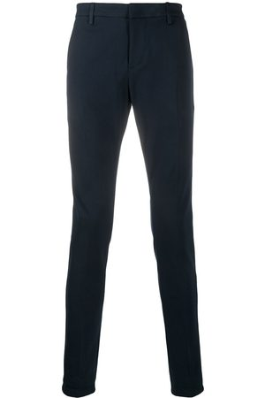 Dondup Men Formal Pants - Tailored slim-fit trousers