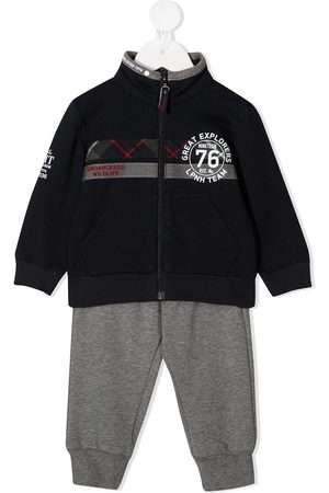 Lapin House Sets - High-neck tracksuit set