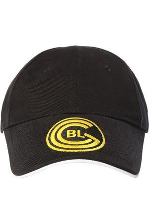 Balenciaga Football Logo Cotton Baseball Cap