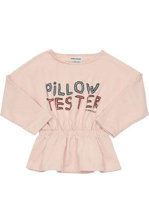 Bobo Choses Printed Organic Cotton Jersey T-shirt