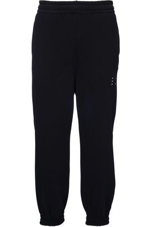 McQ Core Logo Embroidery Cotton Sweatpants