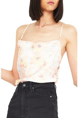 Bardot Women's Julia Floral Cross Back Camisole