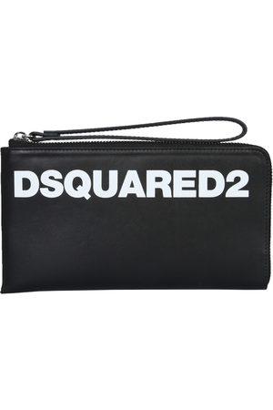 Dsquared2 Clutch con logo