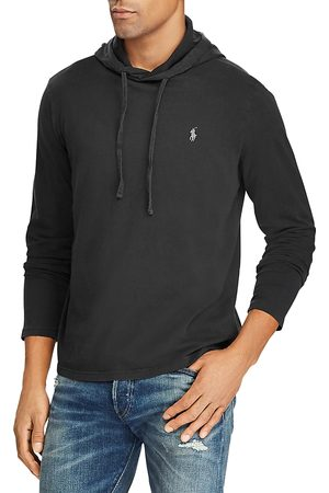 Polo Ralph Lauren Men Long Sleeve - Jersey Long Sleeve Tee Hoodie