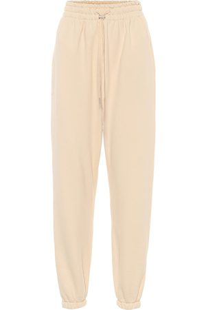 Frankie Shop Vanessa cotton trackpants