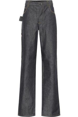 Bottega Veneta Mid-rise straight jeans