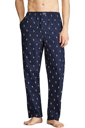 Polo Ralph Lauren Men Pajamas - Allover Pony Print Pajama Pants