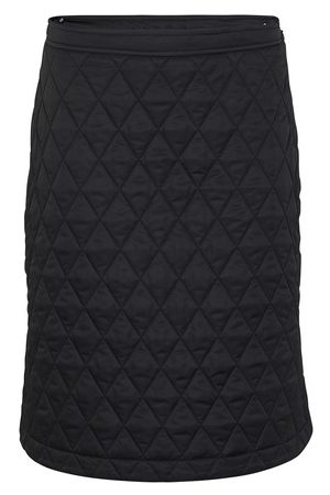 Burberry Women Midi Skirts - Diamond Quilted A-line Skirt