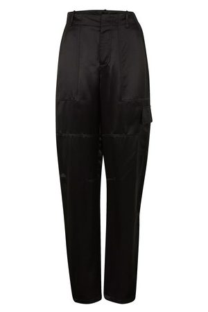 Tom Ford Women Cargo Pants - Cargo Pant Satin