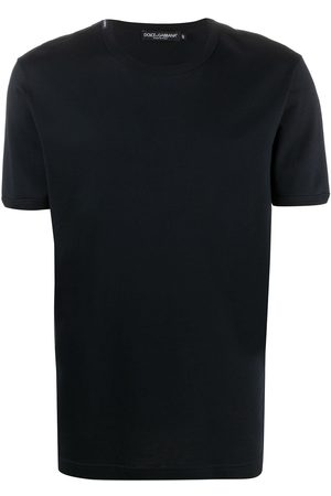 Dolce & Gabbana Logo label crew neck T-shirt