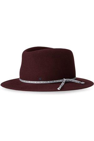 Le Mont St Michel Andre collapsable trilby hat