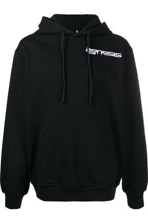 McQ DNA relaxed hooded sweatshirt