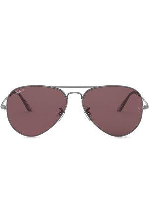 Ray-Ban RB3689 aviator-frame sunglasses