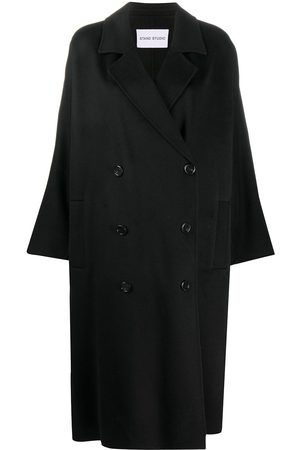 Stand Studio Oversized double-breasted coat