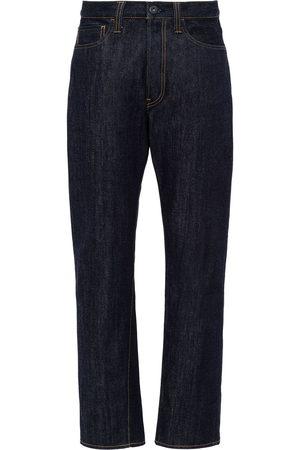 Prada Selvedge five-pocket jeans
