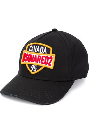Dsquared2 Logo badge baseball cap