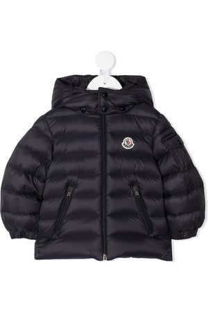 Moncler Logo patch jacket