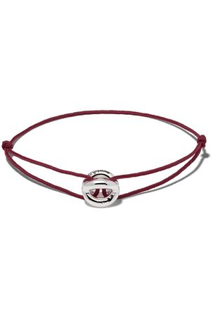 Le Gramme Bracelets - Maillon cord bracelet