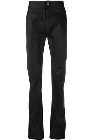 Rick Owens Men Skinny Pants - Panelled slim-fit trousers