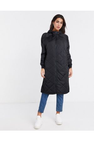 Selected Coats - Maddy quilted coat in