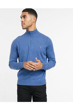 Farah Redchurch half zip sweater