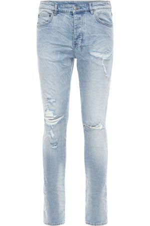 KSUBI Stretch Cotton Denim Slim Fit Jeans