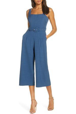 Adelyn Rae Women's Kayle Culotte Jumpsuit
