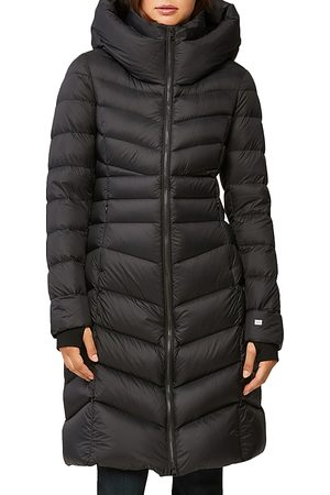 Soia & Kyo Lita Hooded Down Puffer Coat