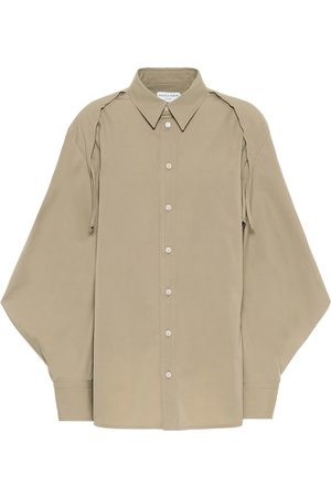 Bottega Veneta Cotton-blend shirt